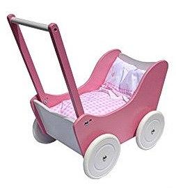 Lauflern-Puppenwagen