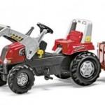 Rolly roter Traktor